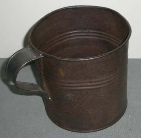 CIVIL WAR TIN CUP IMAGE