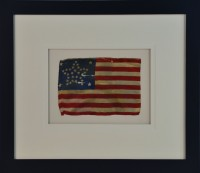 34 STAR FLAG ANTIQUE IMAGE