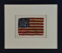 34 STAR FLAG ANTIQUE IMAGE