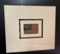 Rare 23 Star Antique American Flag