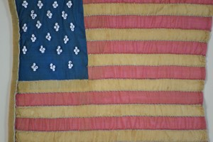 21 STAR FLAG ANTIQUE IMAGE