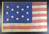 13 STAR FLAG ANTIQUE IMAGE