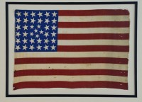 38 STAR FLAG ANTIQUE IMAGE