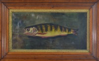 TROUT PAINTING IMAGE