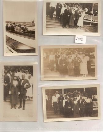 5 PHOTOS PRESIDENT HARDING IMAGE