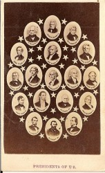 CDV PRESIDENTS IMAGE
