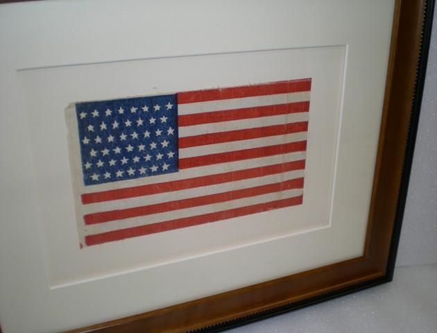 45 STAR FLAG IMAGE