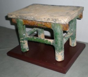 ANTIQUE CHINESE TABLE IMAGE