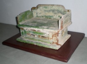ANTIQUE CHINESE BED IMAGE