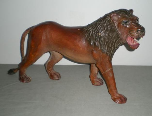 LEATHER LION IMAGE
