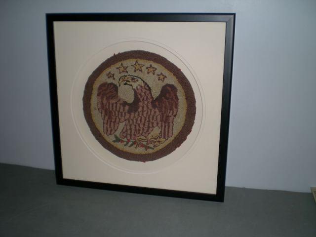 EAGLE SEAT COVER IMAGE