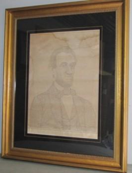 LINCOLN CALLIGRAPHY IMAGE