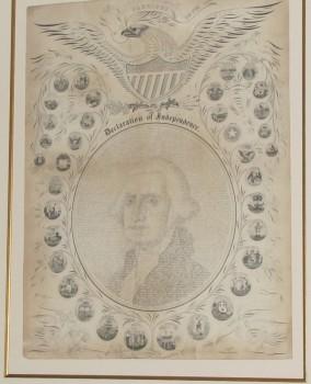 WASHINGTON CALLIGRAPHY IMAGE