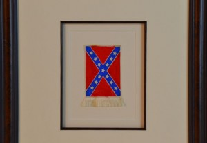 UCV CONFEDERATE BIBLE FLAG IMAGE