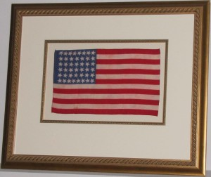 ANTIQUE FLAGS IMAGE