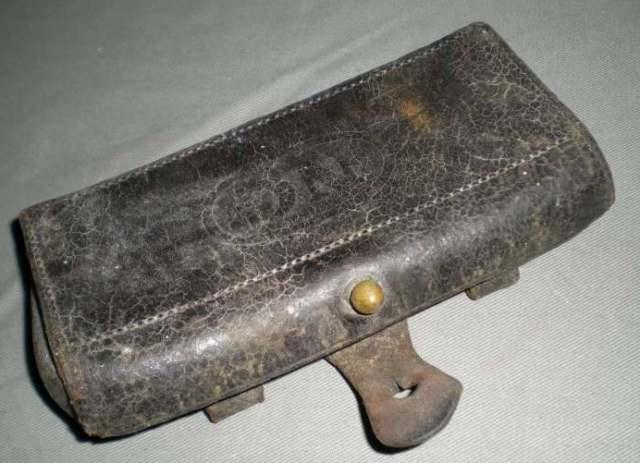 INDIAN WAR CARTRIDGE BOX IMAGE