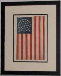 38 STAR FLAG IMAGE
