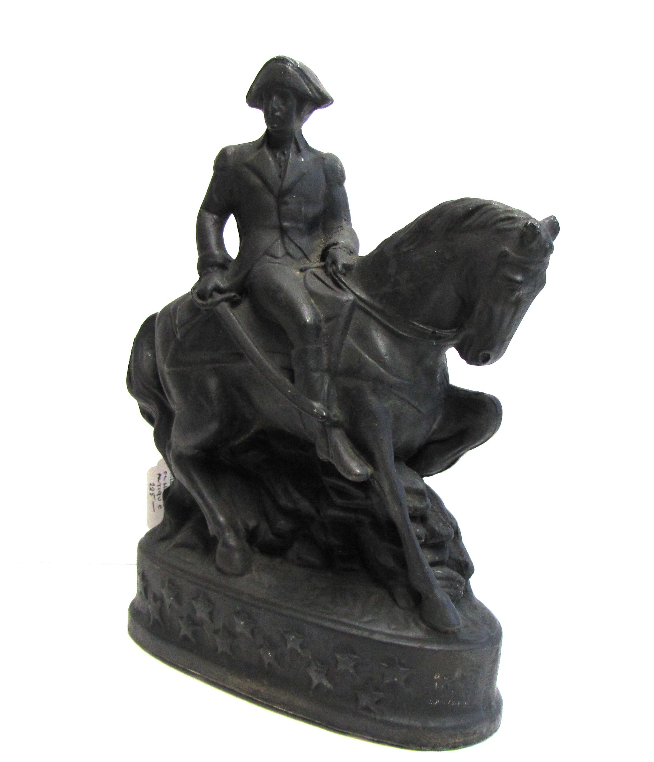 Vintage George Washington Statue