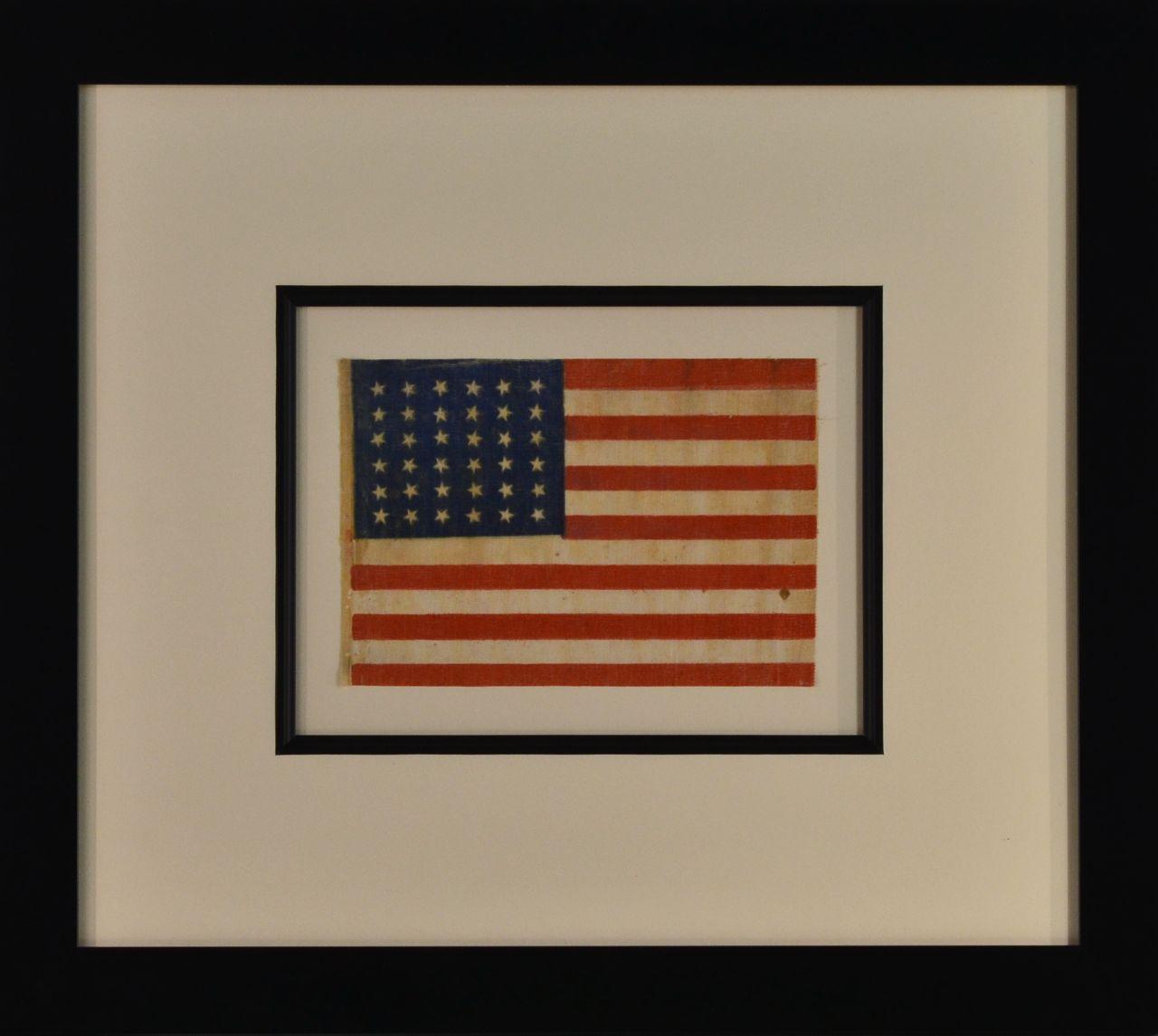 36 STAR FLAG IMAGE