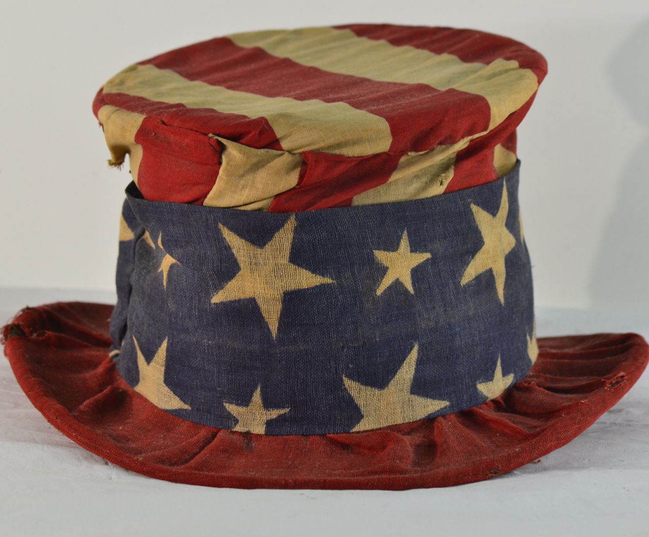 Antique Uncle Sam Hat