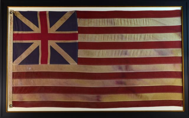 Antique Grand Union Flag