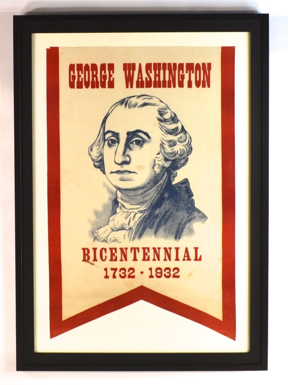 George Washington Centennial Banner