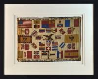 1876 CENTENNIAL FLAG IMAGE