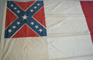 IMAGE LAST NATIONAL CONFEDERATE FLAG