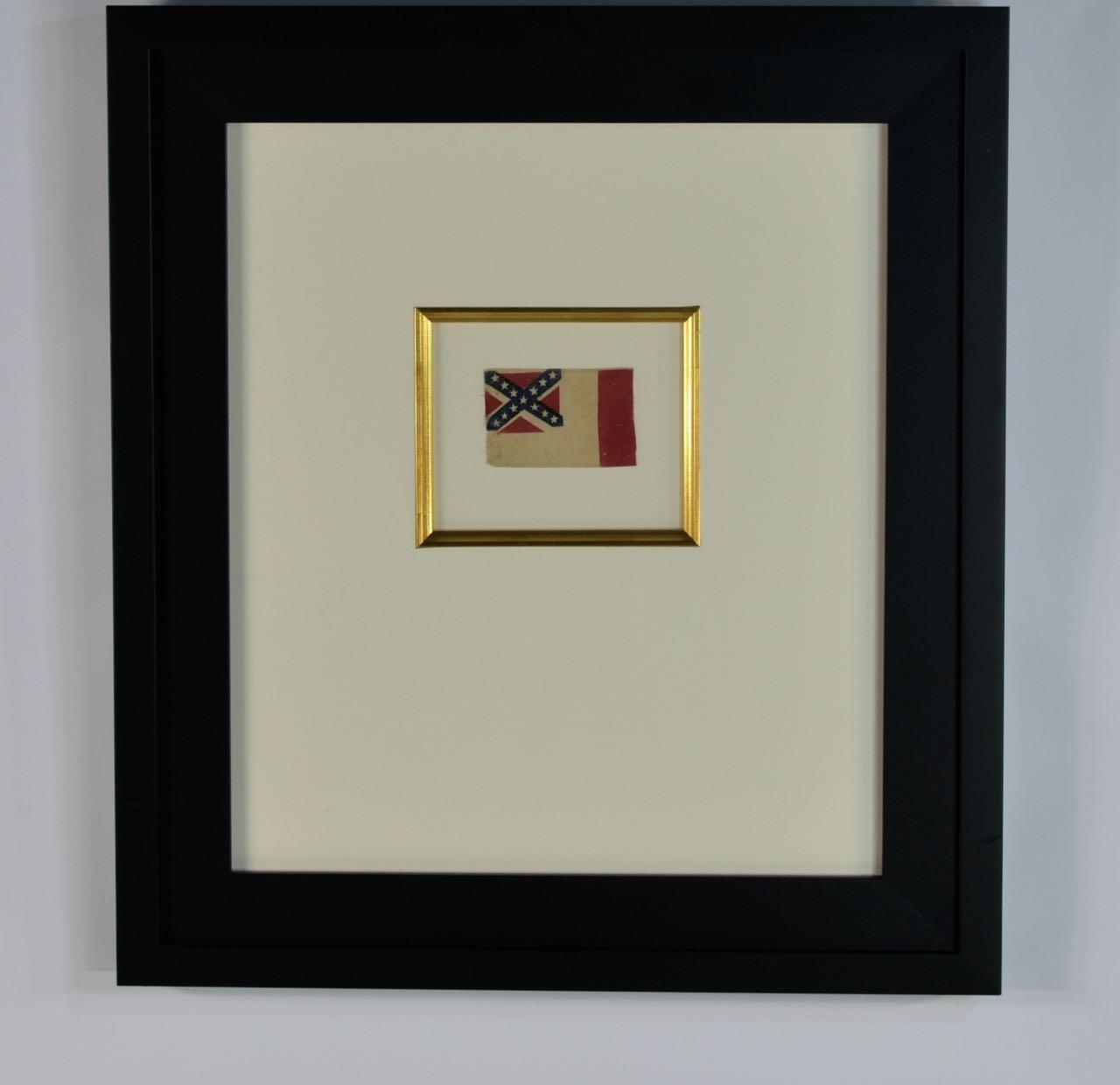 ANTIQUE LAST NATIONAL FLAG UCV IMAGE