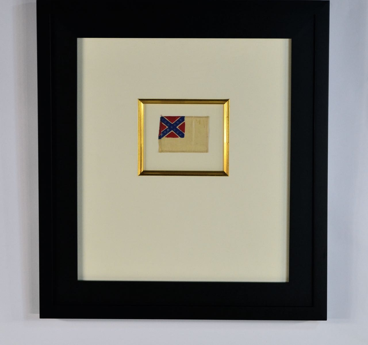 CONFEDERATE SECOND NATIONAL FLAG IMAGE
