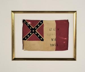 UCV NORFOLK VA FLAG 1951 IMAGE