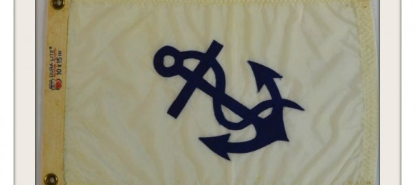 OLD NAUTICAL SIGNAL BOAT FLAG IMAGE