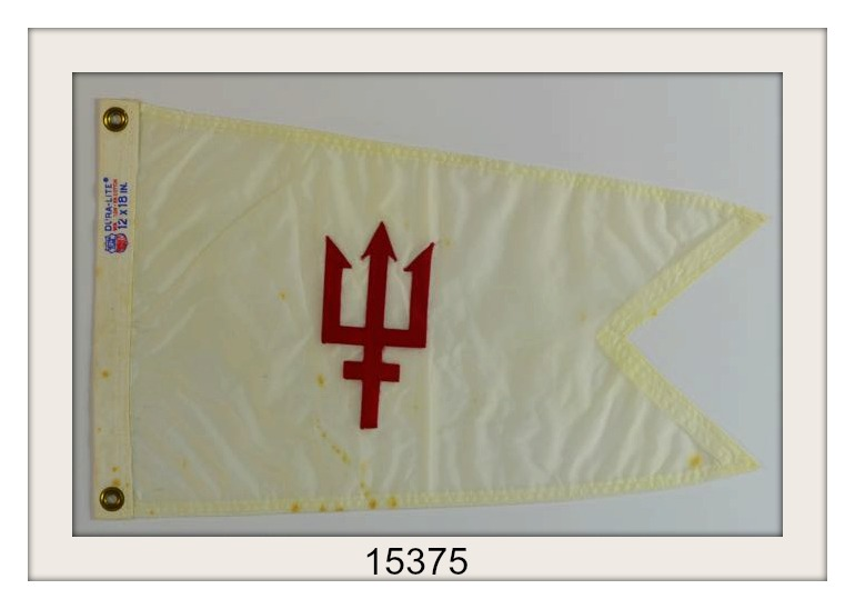 OLD YACHT CLUB NAUTICAL FLAG image