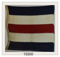 "VINTAGE NAUTICAL SIGNAL FLAG ""C"" IMAGE"