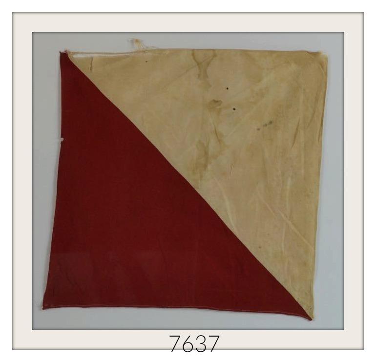 VINTAGE NAUTICAL SIGNAL FLAG IMAGE
