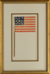Rare 12 Star Civil War era Flag