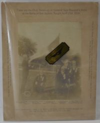Antique Photo Last Veterans of Texas Revolution 1836