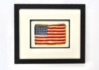 44 Star American Flag Circa 1890