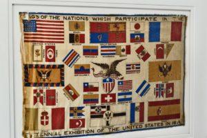 1876 Centennial Flag