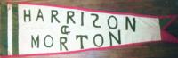 Harrison Morton Campaign Banner 1888