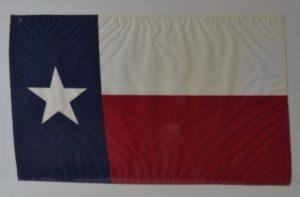Nice vintage Texas Flag