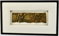Pair of Antique French Gilt Valance