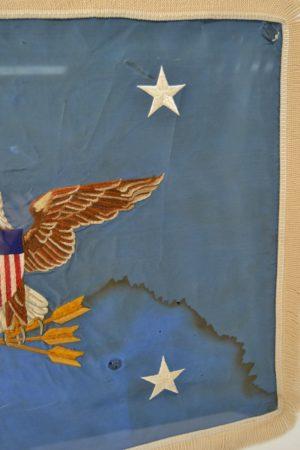 Secretary of The Navy Fender Flag