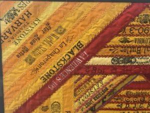 Antique Collection of Cigar Silks