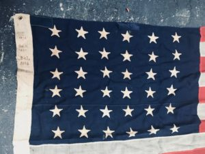 36 STAR CIVIL WAR FLAG