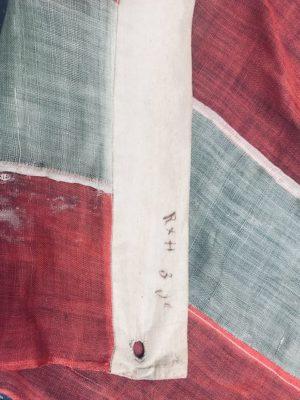 Antique 34 Star American Flag