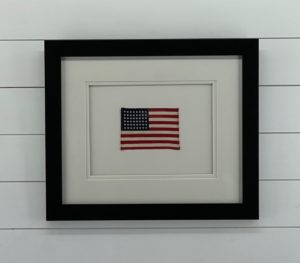 Vintage 48 Star Flag WWII ERA