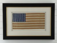 Antique 39 Star American Flag Circa 1890